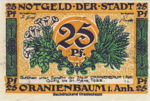 Germany, 25 Pfennig, 1024.1