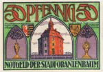 Germany, 50 Pfennig, 1024.1