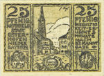 Germany, 25 Pfennig, 1034.1a