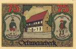 Germany, 75 Pfennig, 1206.1