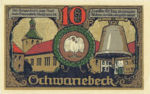 Germany, 10 Pfennig, 1206.1