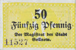 Germany, 50 Pfennig, G30.3c