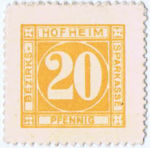 Germany, 20 Pfennig, H47.3c
