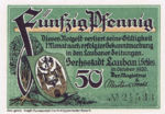 Germany, 50 Pfennig, L16.1a