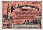 Germany, 10 Pfennig, L16.1a