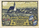 Germany, 50 Pfennig, L22.9