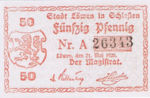 Germany, 50 Pfennig, L62.4e