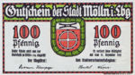 Germany, 100 Pfennig, 894.1