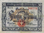 Germany, 50 Pfennig, M54.1