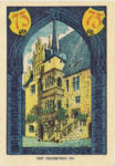 Germany, 75 Pfennig, 965.1