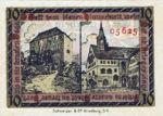 Germany, 10 Pfennig, O24.2c