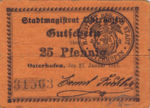 Germany, 25 Pfennig, 028.?