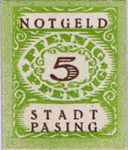 Germany, 5 Pfennig, P6.5c
