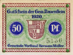 Germany, 50 Pfennig, R10.1c