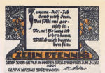 Germany, 10 Pfennig, 1257.2