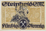 Germany, 50 Pfennig, S108.3c