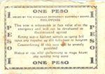 Philippines, 1 Peso, S-0515