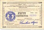 Philippines, 50 Centavo, S-0522a
