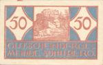 Austria, 50 Heller, FS 1003a