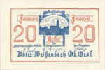 Austria, 20 Heller, FS 1101