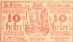 Austria, 10 Heller, FS 1116I