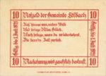 Austria, 10 Heller, FS 150a