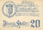 Austria, 20 Heller, FS 890