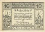 Austria, 10 Heller, FS 957IIb