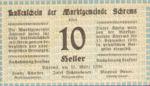 Austria, 10 Heller, FS 972Ib