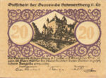 Austria, 20 Heller, FS 984Ia