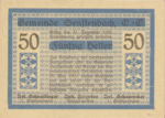Austria, 50 Heller, FS 992b