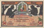 Germany, 50 Pfennig, 1320.13d