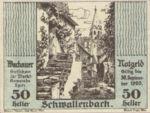 Austria, 50 Heller, FS 1122.8IIa