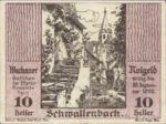 Austria, 10 Heller, FS 1122.8IIa