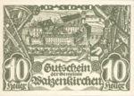 Austria, 10 Heller, FS 1128b