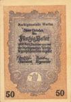 Austria, 50 Heller, FS 1173a