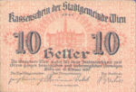 Austria, 10 Heller, FS 1183IIe