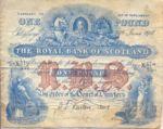 Scotland, 1 Pound, P-0316d
