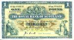 Scotland, 1 Pound, P-0322d