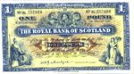 Scotland, 1 Pound, P-0324b