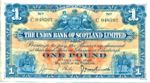 Scotland, 1 Pound, S-0815a