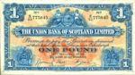 Scotland, 1 Pound, S-0815c