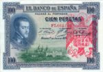 Spain, 100 Peseta, P-0069c - FRAUD