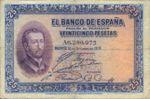 Spain, 25 Peseta, P-0071b