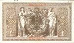 Germany, 1,000 Mark, P-0044b