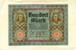 Germany, 100 Mark, P-0069b vO