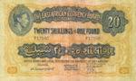 East Africa, 20 Shilling, P-0030b v2