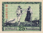 Germany, 25 Pfennig, N44.1a