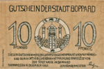 Germany, 10 Pfennig, 142.1