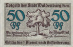 Germany, 50 Pfennig, W3.16